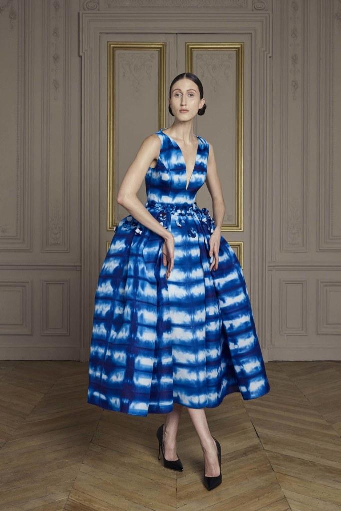 Shibori Couture